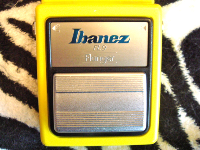 Ibanez Maxon FL9 Foot Switch